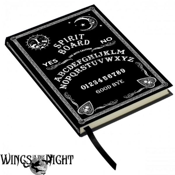 NEMESIS NOW Spirit/Ouija Board Embossed A5 Notebook